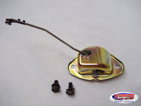Carburetor Choke Assembly 340 Themoquad 71